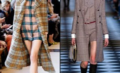 Fashion 2018 - Checks