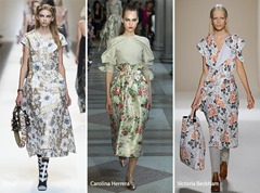 Fashion 2018 - Floral patterns