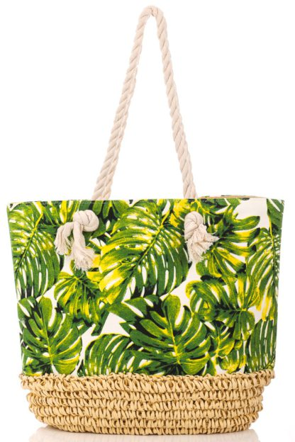 Tropical Forest Handbag