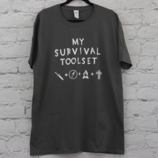 My Survival Toolset T-Shirt