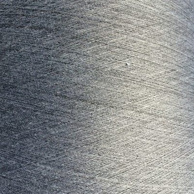 Ramie/polyester fabric blend