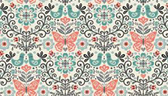 Allover pattern