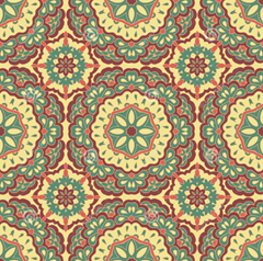 Arabesque pattern
