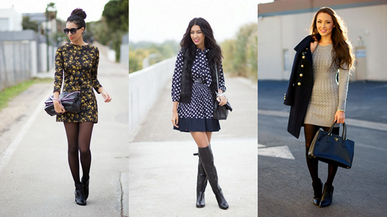 How to dress well for Fall weather and stay fashionable