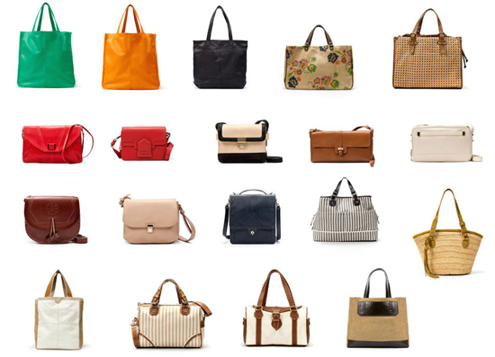 Purses And Handbags A Complete Visual