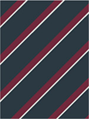 Regimental stripe pattern