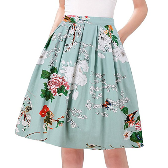 How to choose the right skirt length – finding your perfect hemline that fits your body type