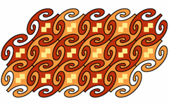 Tessellations pattern