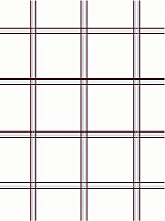 Windowpane check pattern