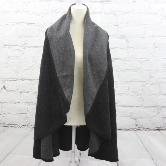 Reversible, multi-function shawl/vest