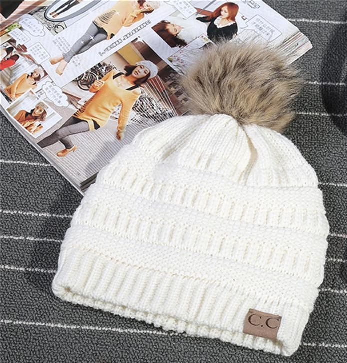 CC Skullies fashion knit toboggan hat - Ivy and Pearl Online Boutique 0d8c254b4098