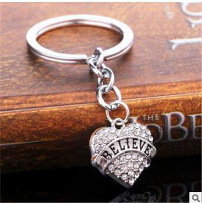 Blessed memory keychain - Believe
