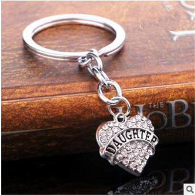 Blessed memory keychain - Daughter