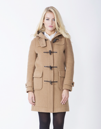British Duffle Coat