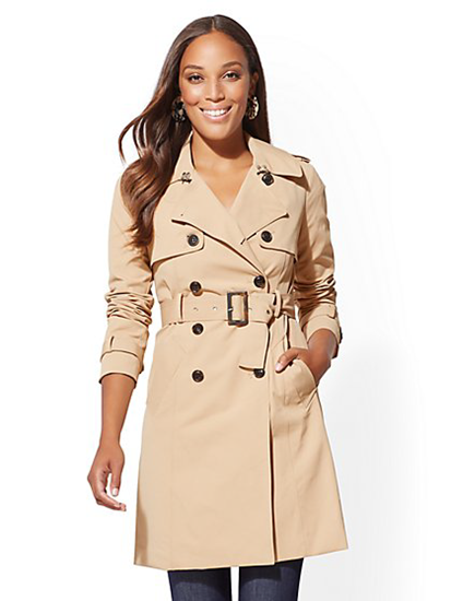 Trench coat from 7th Avenue