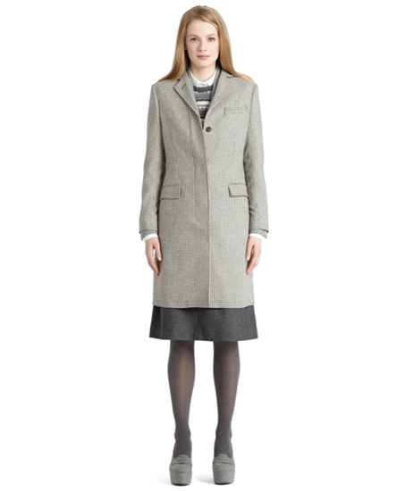 Women's Chesterfield Coat from Brooks Brothers
