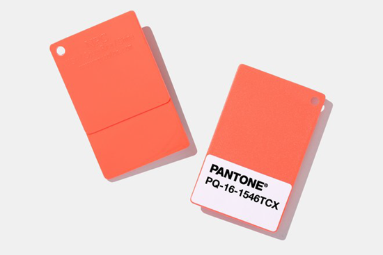Color of the Year 2019 Living Coral - color swatch
