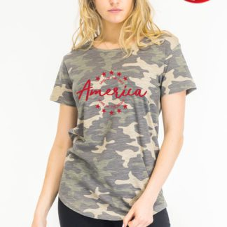 72553949c0ae Home of the Brave Camo soft club T-shirt