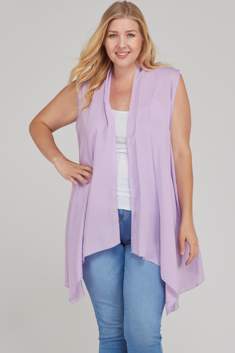 740237476868 Sleeveless cardigan kimono – Ivy and Pearl Online Boutique