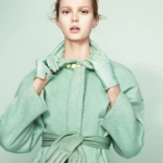 Seafoam green outfit
