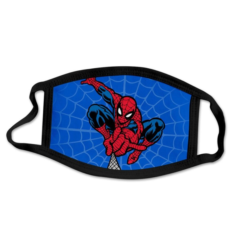 Spider-Man kids face masks - Spiderman shooter