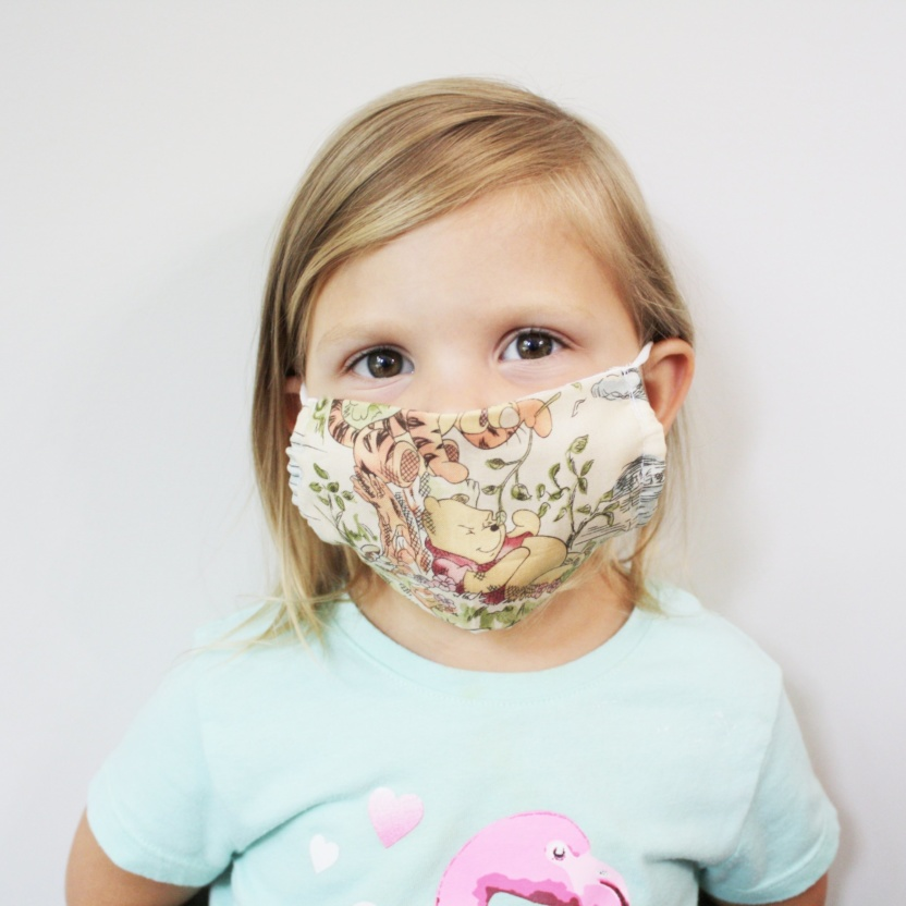 Winnie the Pooh Children's Face Mask