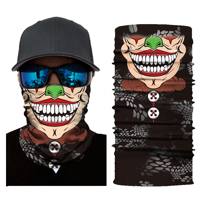 joker-clown-gaiter-balaclava-face-tube-mask-green-nose
