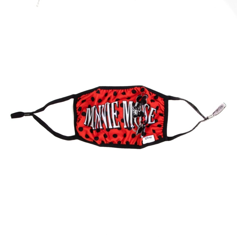 minnie mouse adult adjustable face maskcover