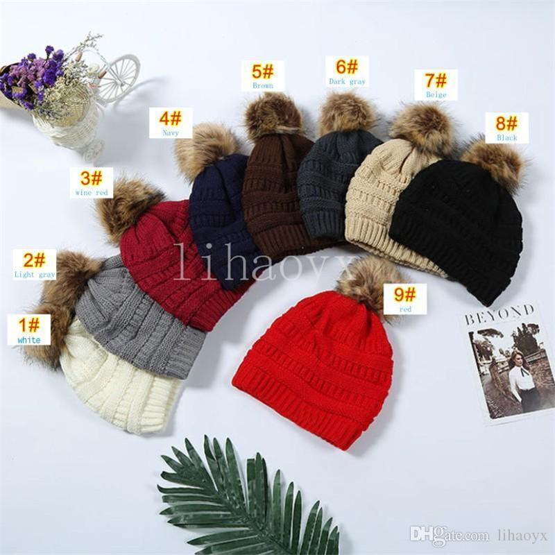 CC Skullies fashion knit toboggan hat all colors numbered